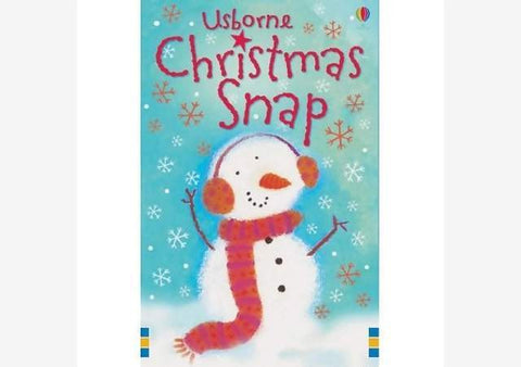 Usborne CHRISTMAS SNAP