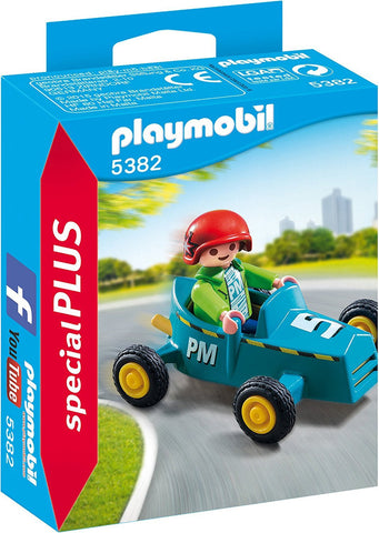 PLAYMOBIL 5382 SPECIAL PLUS Boy with Go-Kart