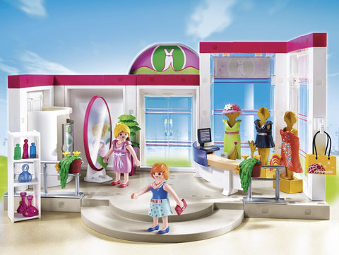 PLAYMOBIL 5486 Clothing Boutique