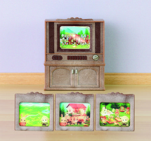 SYLVANIAN 4264 Deluxe Television set