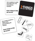3 THINGS game