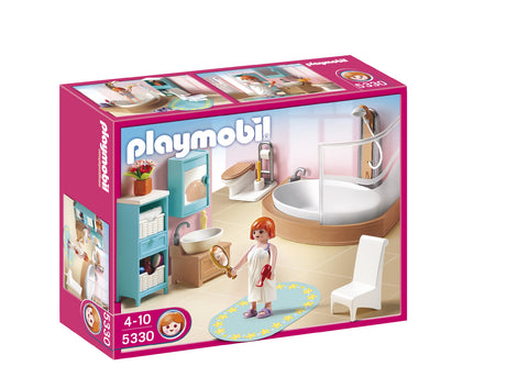 PLAYMOBIL 5330 Bathroom Set