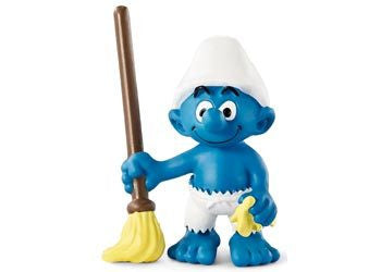 SCHLEICH Ship's Boy Smurf