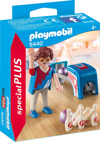 PLAYMOBIL 9440 SPECIAL PLUS Ten Pin Bowling figure
