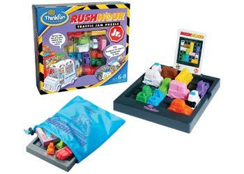 THINKFUN Rush Hour Jr. board game