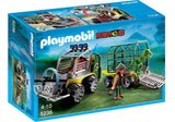 PLAYMOBIL 5236 DINOS Transport Vehicle with Baby T-Rex