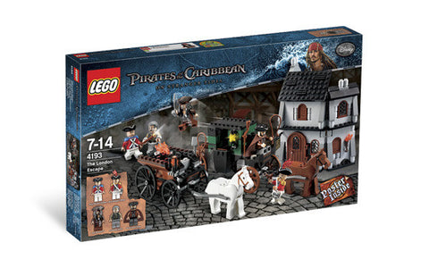 LEGO 4193 PIRATES OF THE CARIBBEAN London Escape