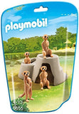 PLAYMOBIL 6655 ZOO Meerkats