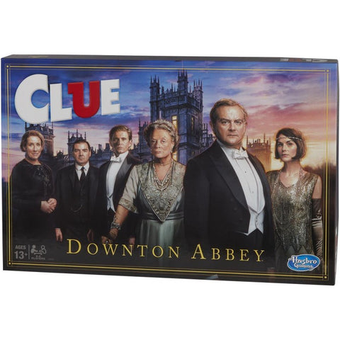 CLUE Downton Abbey edition