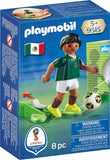 PLAYMOBIL 9515 FIFA WORLD CUP 2018 Football player MEXICO