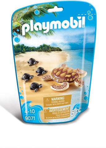 PLAYMOBIL 9071 AQUARIUM Sea Turtle with Babies