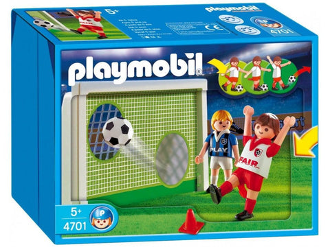 PLAYMOBIL 4701 Soccer Shoot out
