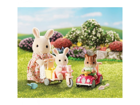 SYLVANIAN 5040 Ride and Play set