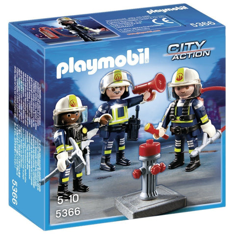 PLAYMOBIL 5366 Fire Rescue Crew set