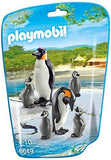 PLAYMOBIL 6649 ZOO Penguin Family