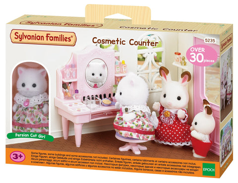 SYLVANIAN 5235 Cosmetic Counter
