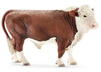 SCHLEICH 13763 Hereford Bull