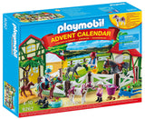 PLAYMOBIL 9262 ADVENT CALENDAR Horse Farm