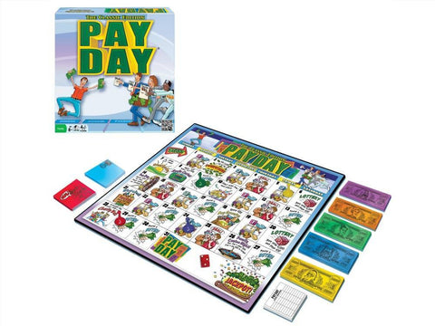 PAYDAY Classic Edition board game