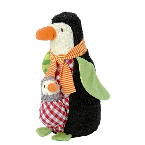KATHE KRUSE Penguin Friedjof with baby