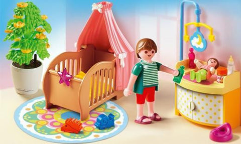 PLAYMOBIL 5334 Baby room