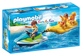 PLAYMOBIL 6980 FAMILY FUN Jetski with Banana Boat