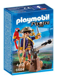 PLAYMOBIL 6684 Pirate Captain