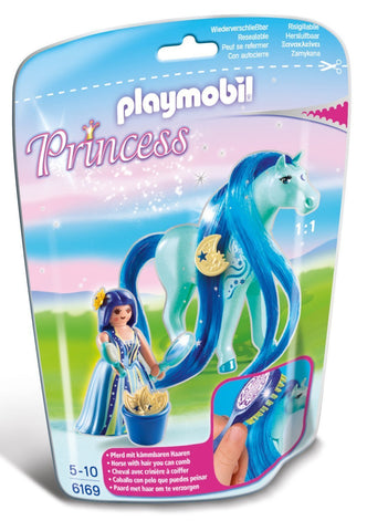 PLAYMOBIL 6169 Princess Luna with Horse