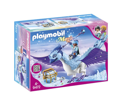 PLAYMOBIL 9472 CRYSTAL PALACE Winter Phoenix