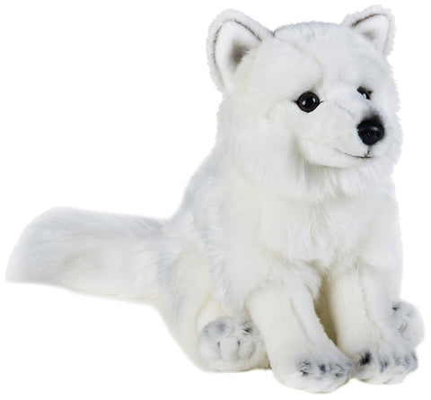 NATIONAL GEOGRAPHIC Arctic Fox 24cm plush