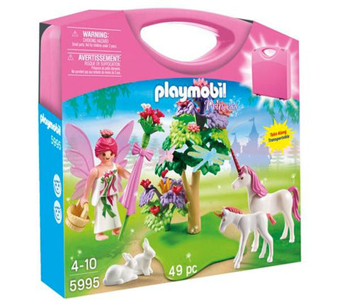 PLAYMOBIL 5995 Fairy Princess Carrying Case