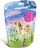 PLAYMOBIL 5442 Flower Fairy & Unicorn Sun Beam