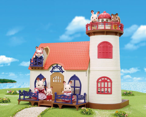SYLVANIAN 5267 Starry Point Lighthouse