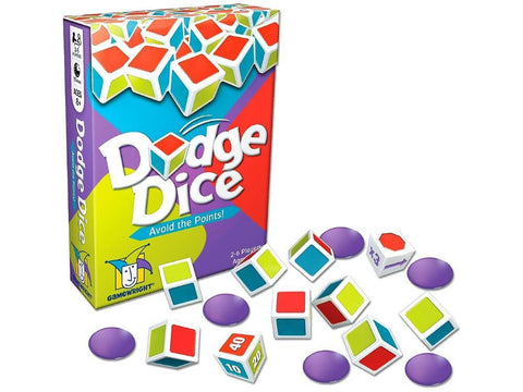DODGE DICE game