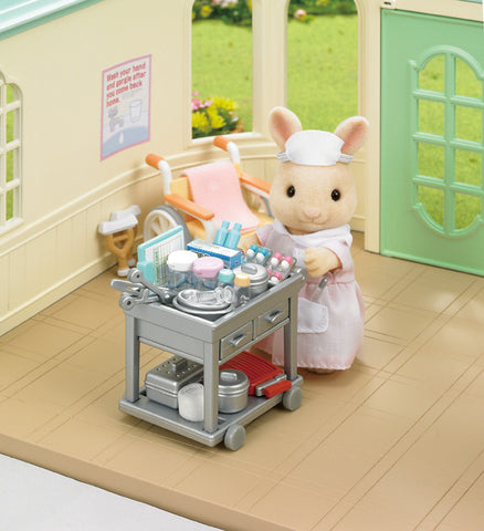 SYLVANIAN 5094 Country Nurse set