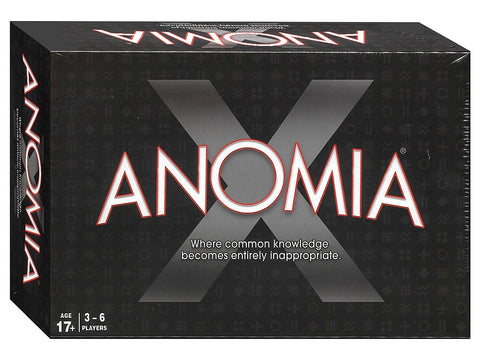 ANOMIA X edition card game
