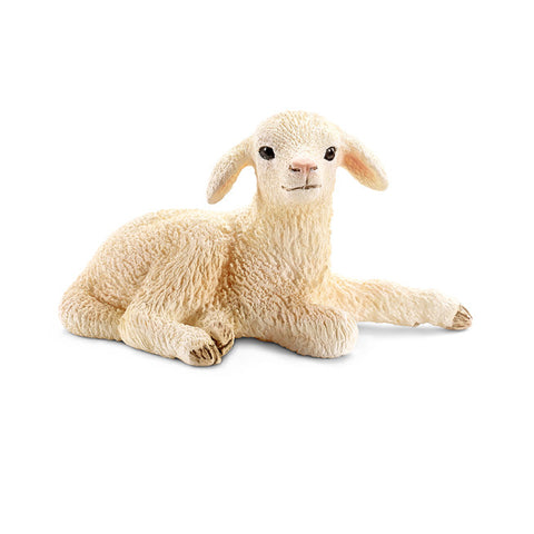 SCHLEICH 13745 Lamb Lying