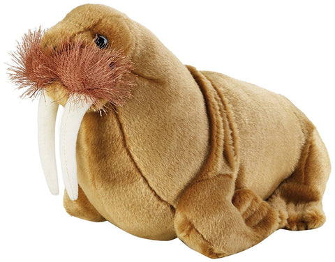 NATIONAL GEOGRAPHIC Walrus 28cm plush