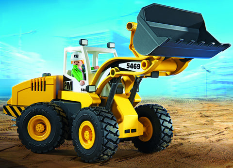 PLAYMOBIL 5469 Front End Loader
