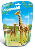 PLAYMOBIL 6640 ZOO Giraffe with Calf