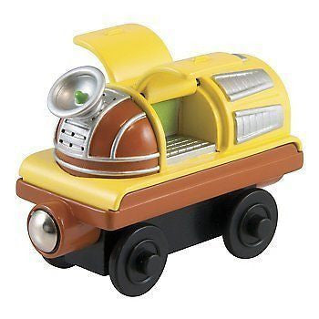 Chuggington Wooden ACTION CHUGGER MOBILE COMMAND CAR