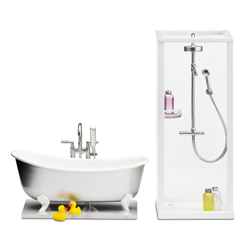 LUNDBY Smaland 2015 Bath and Shower set