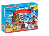 PLAYMOBIL 9264 ADVENT CALENDAR Santa's Workshop