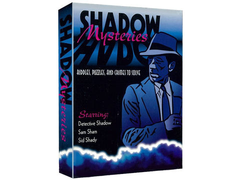 MindTrap SHADOW MYSTERIES game
