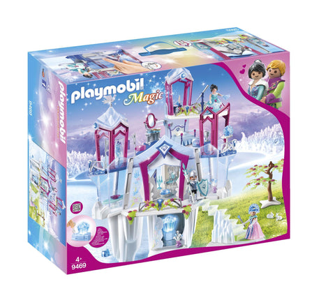 PLAYMOBIL 9469 CRYSTAL PALACE set