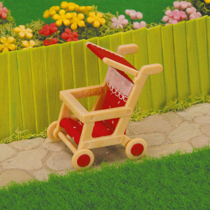 SYLVANIAN 4460 Baby Push Chair