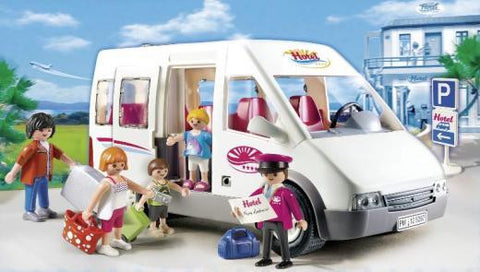 PLAYMOBIL 5267 Hotel Shuttle Bus