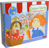 HABA Green Market Lucky Carrots game