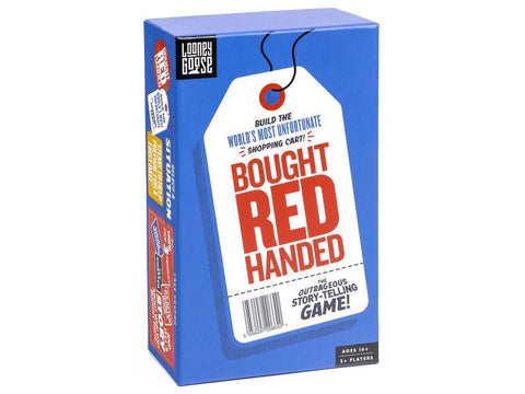BOUGHT RED HANDED Story Game