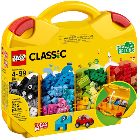 LEGO 10713 CLASSIC Creative Suitcase set